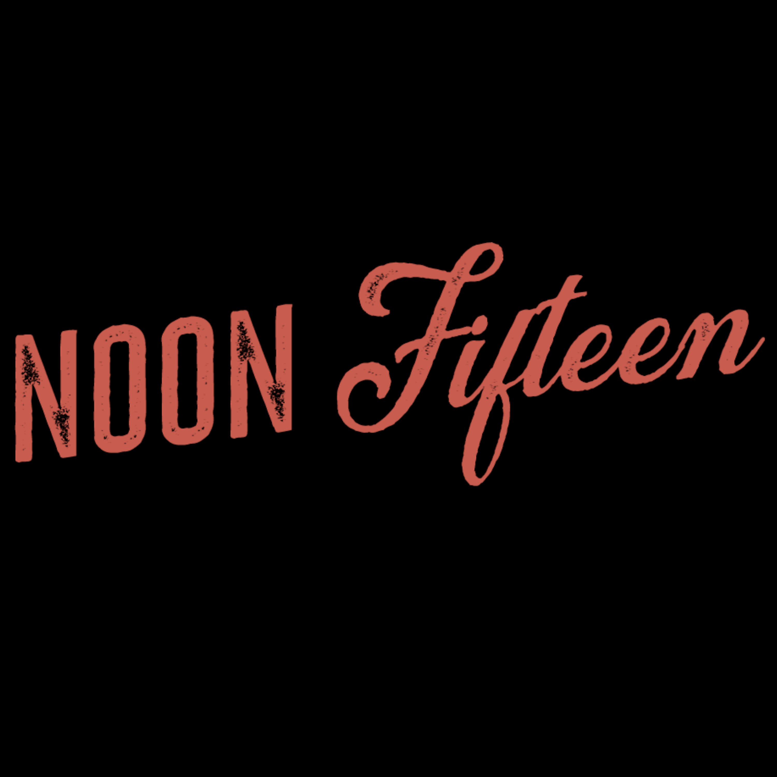 Noon Fifteen Podcast