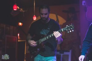 Joe Massa - guitar. Photo by Ryah Giles / Ready for the Afterglow