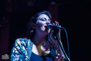 Mandy Goldman - vocals & guitar. Photo by Ryah Giles / Ready for the Afterglow